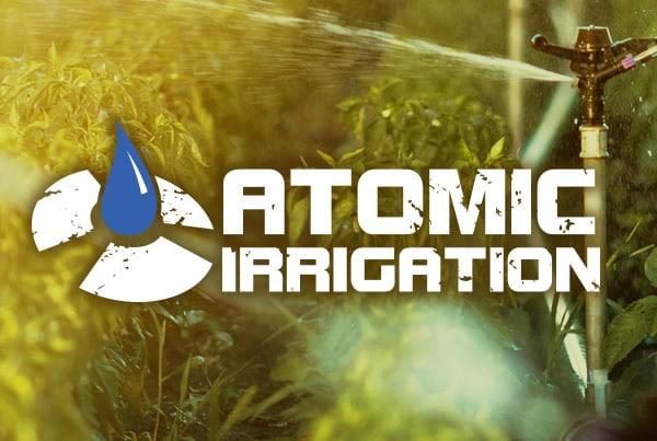 Atomic Irrigation