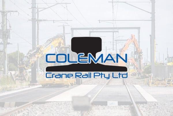 Coleman Crane Rail