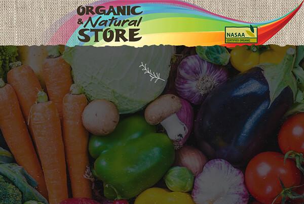 Organic & Natural Store